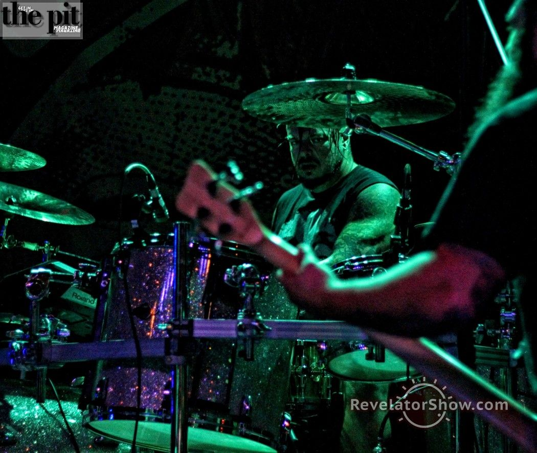 The Pit Magazine, Revelator Show, Cavalera Conspiracy, Exit/In, Nashville, Tennessee