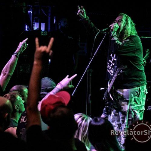Cavalera Conspiracy-Exit In-Nashville-9.16.16