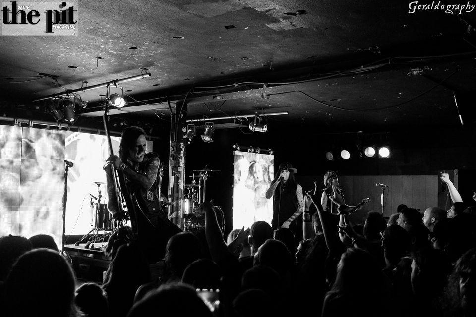 The Pit Magazine, Geraldography, Dope, Dope Reunion Tour Omaha 2016, Sokol Underground, Omaha, Nebraska