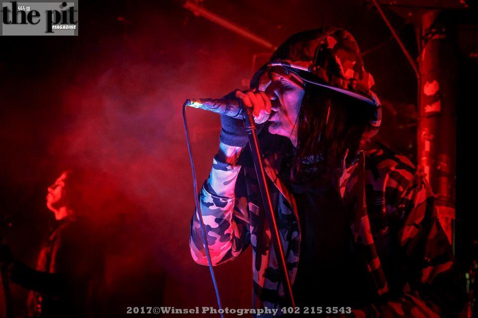 The Pit Magazine, Dope, Blood Lust Death Tour, Omaha, Nebraska