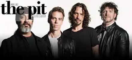 SOUNDGARDEN ANNOUNCES NORTH AMERICAN TOUR!