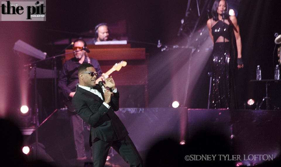 The Pit Magazine, Atticus Photography, Maxwell, Common, Black Summer's Night Tour, Bridgestone Arena, Nashville, Tennessee