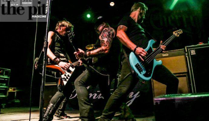 Black Stone Cherry – Lincoln Nebraska – 6.13.17