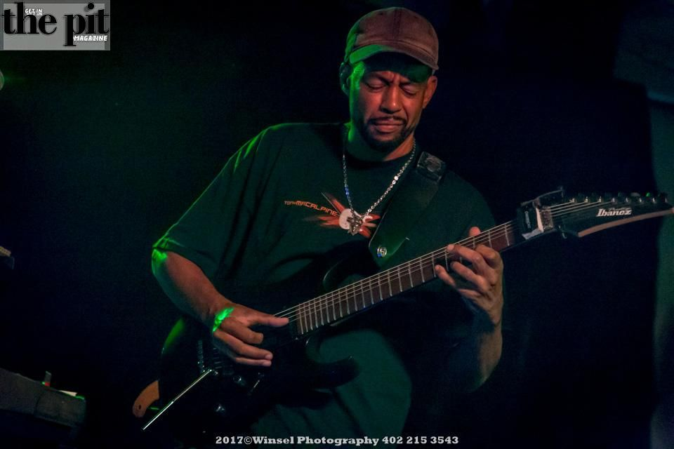 The Pit Magazine, Winsel Photography, Winsel Concertography, Tony MacAlpine, Wired Pub, Omaha, Nebraska