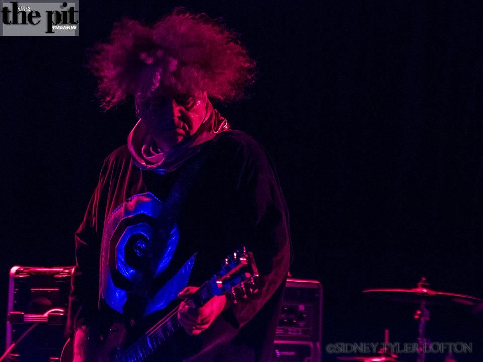 The Pit Magazine, The Melvins, Atticus Photography, 3rd & Lindsley, Nashville, Tennessee
