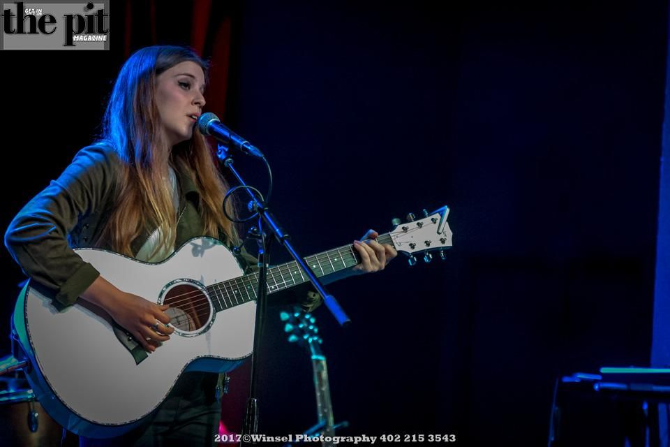 The Pit Magazine, Winsel Concertography, Winsel Photography, Jade Bird, Something American, Reverb Lounge, Omaha, Nebraska