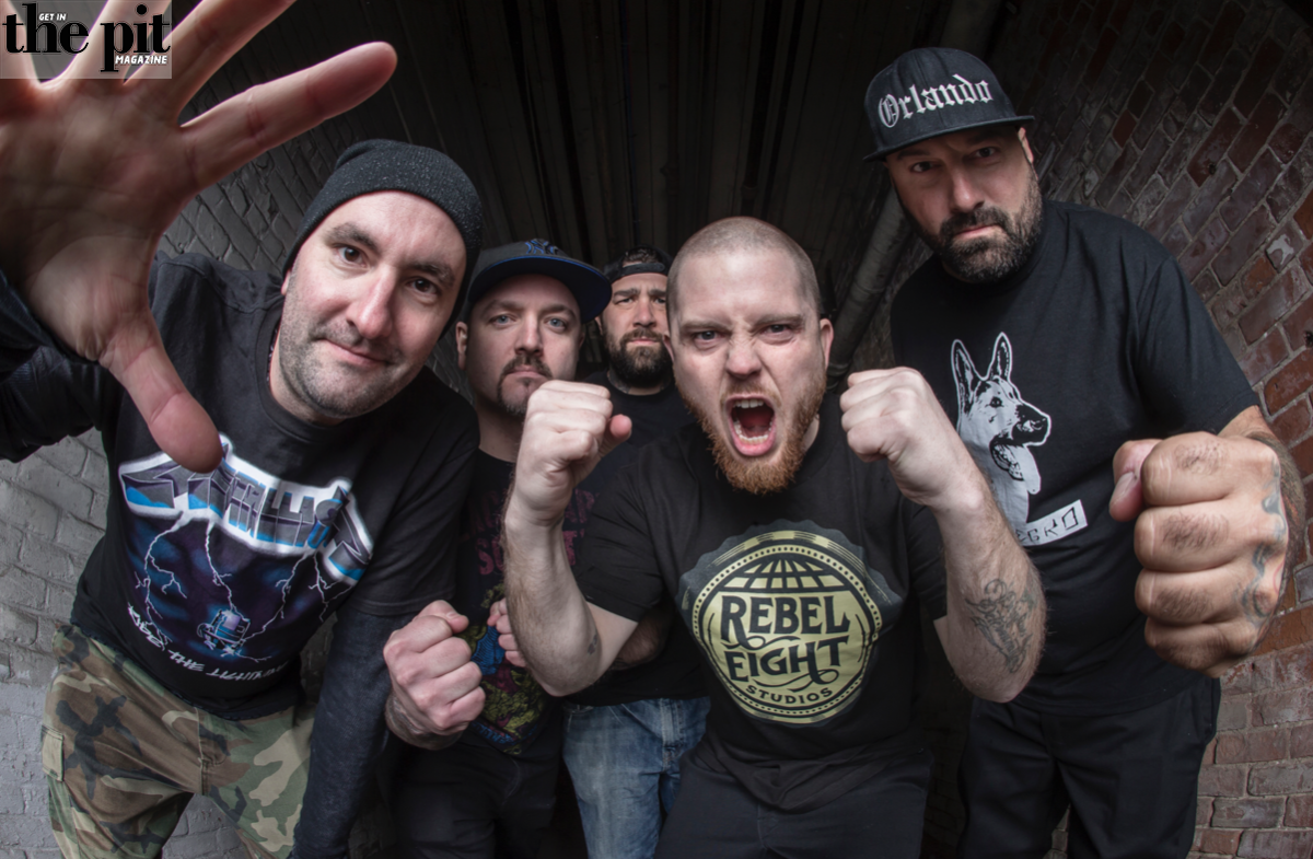 The Pit Magazine, Hatebreed, Prong, Madball, Obituary, Skeletal Remains, Midwest Tour