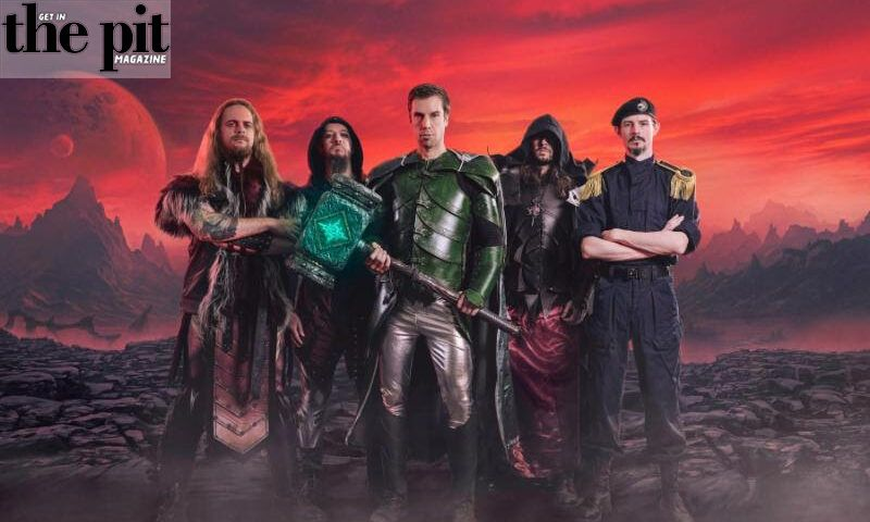 Power Metal Giants GLORYHAMMER Release First Single