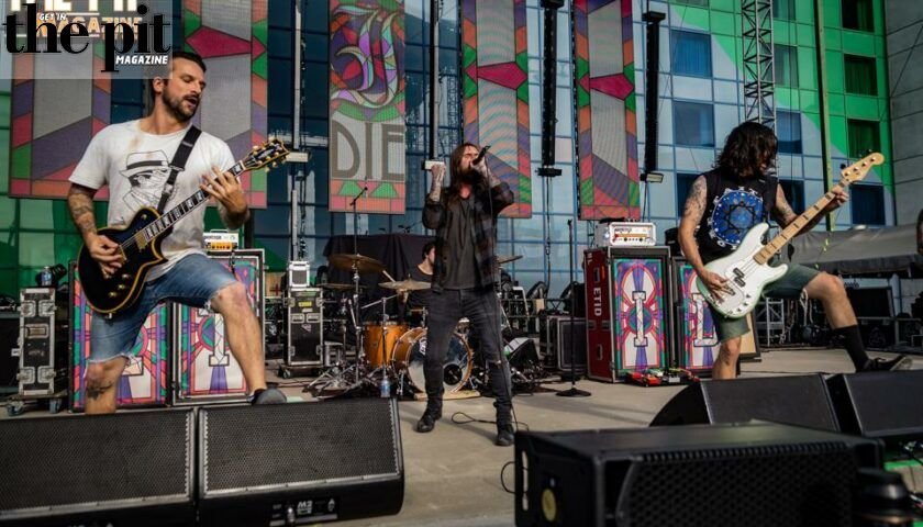 Every Time I Die – Council Bluffs Iowa – 6.13.19
