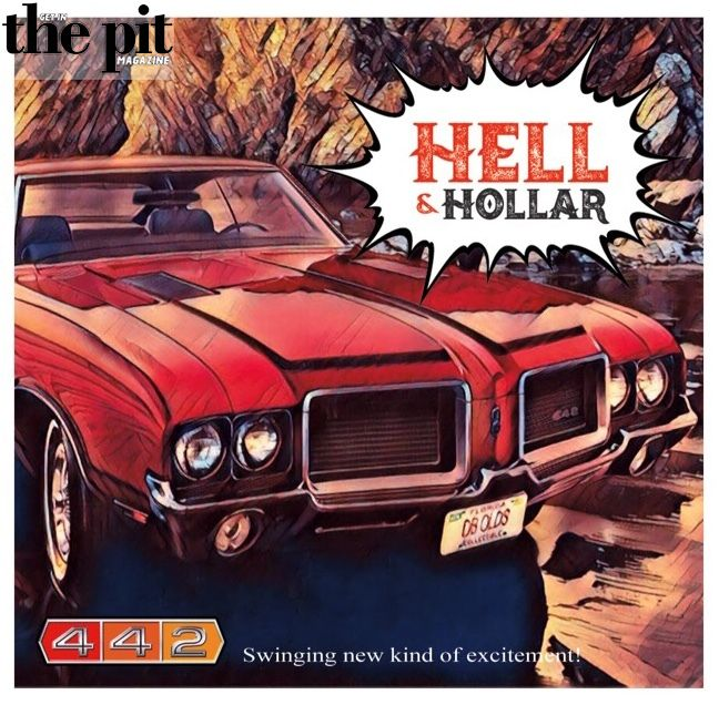 The Pit Magazine, Hell & Hollar, 442, Record Review, New Music