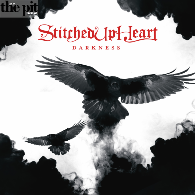 The Pit Magazine, Stitched Up Heart, Darkness, New Music, Music Video