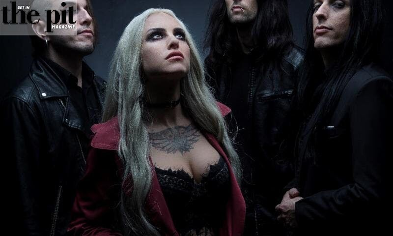 """STITCHED UP HEART PREMIERE NEW SONG AND TITLE TRACK """"DARKNESS"""""""