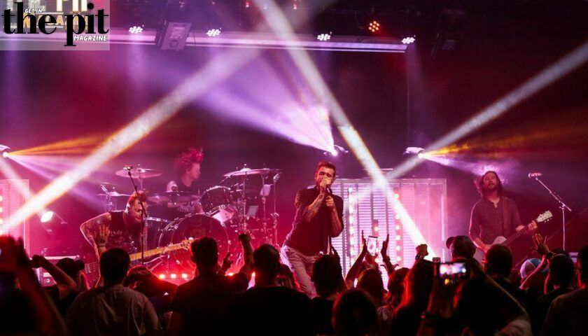 Hinder – Lincoln Nebraska – 6.20.19