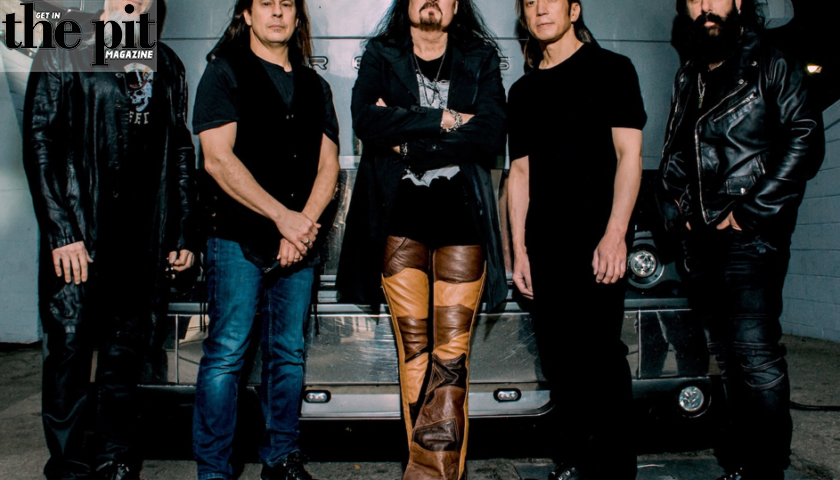 """DREAM THEATER ANNOUNCE NORTH AMERICAN LEG OF """"DISTANCE OVER TIME"""" TOUR"""