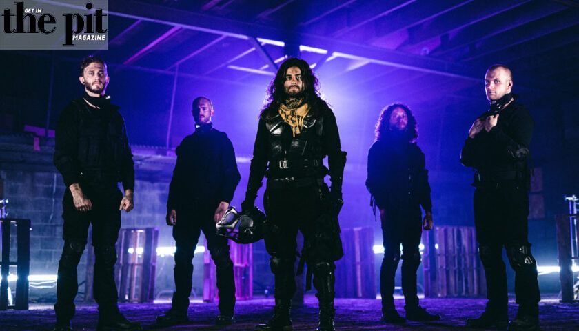 Metal Band Hallow Point Continues Sci-Fi Story in New Music Video