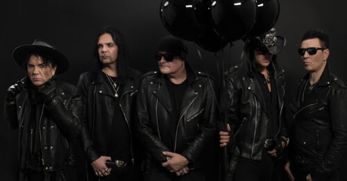 THE 69 EYES Announce their Hell Has No Mercy 2020 U.S. Tour