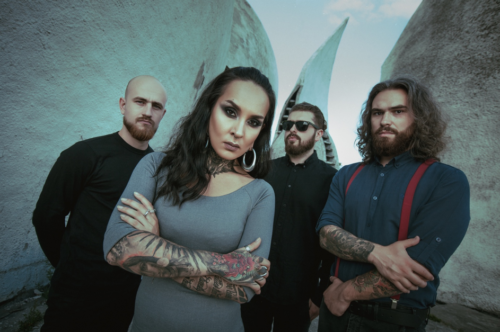 "JINJER Releases New Video for ""Pit of Consciousness"""