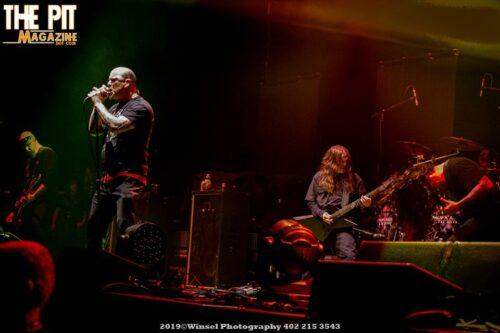 Philip H. Anselmo & The Illegals – Omaha NE – 11.18.19