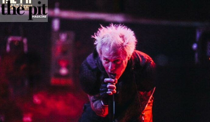 Powerman 5000- Lincoln Nebraska – 11.13.19