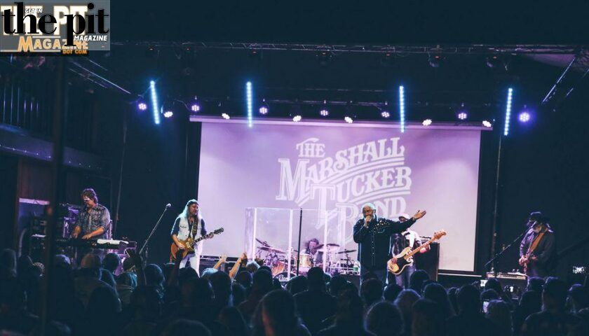 Marshall Tucker Band-Lincoln NE-11.23.19