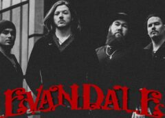 """EVANDALE Releases Official Lyric Video for """"Black Heart Southern Queen"""""""