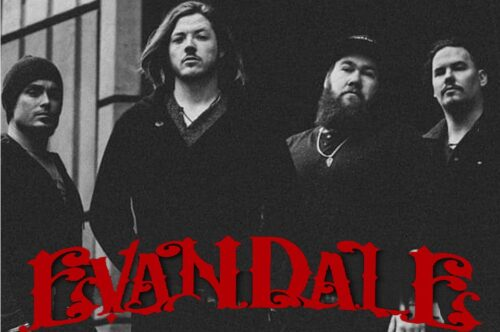 "EVANDALE Releases Official Lyric Video for ""Black Heart Southern Queen"""