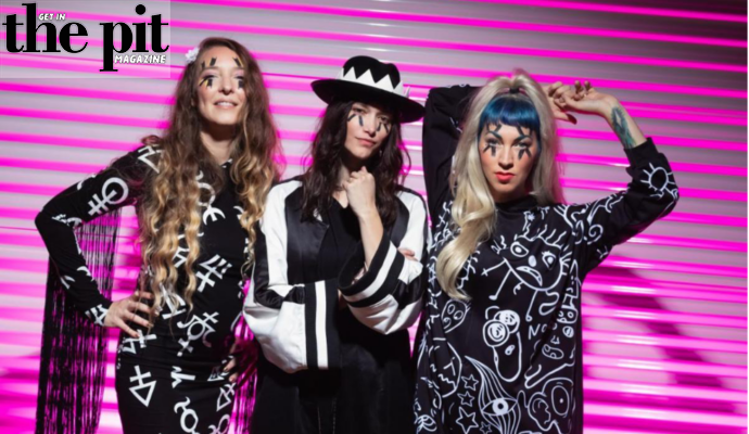 """The Dead Deads Drop """"In For Blood"""" Video"""