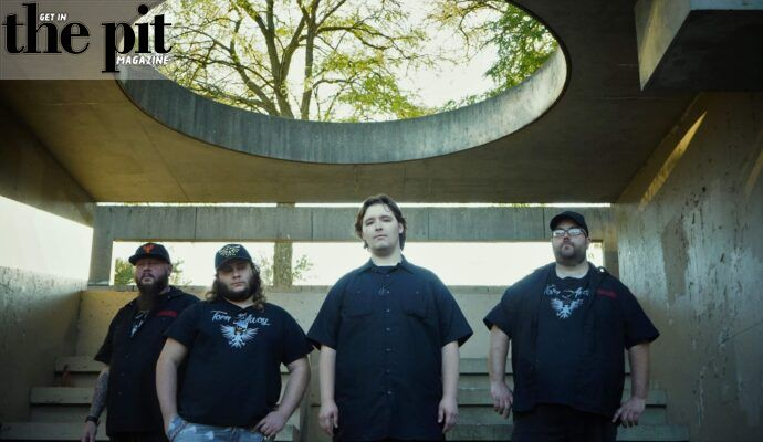 TORN AWAY RELEASES MUSIC VIDEO FOR LATEST TRACK