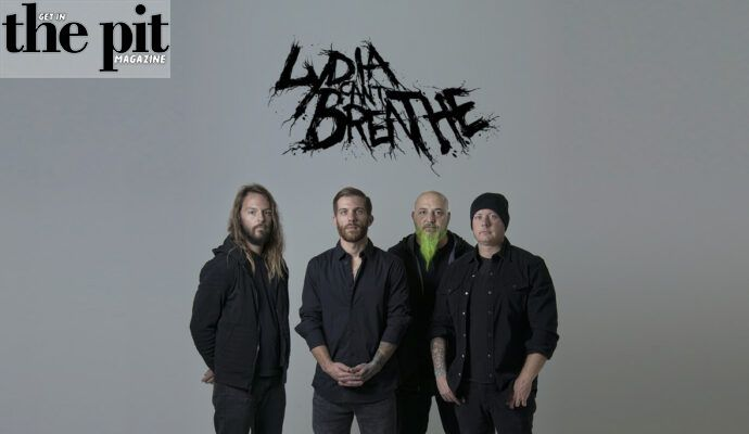 """LYDIA CAN'T BREATHE Releases New Single """"SHEEP"""""""