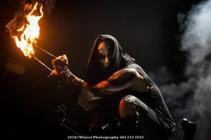 2019, Aug 8-Behemoth-Knotfest Roadshow-Pinnacle Bank Arena-Winsel Photography-9