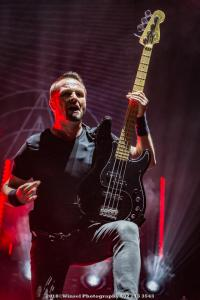 2019, Aug 8-Gojira-Knotfest Roadshow-Pinnacle Bank Arena-Winsel Photography-9