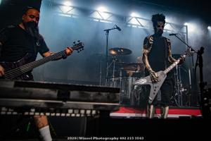 2019, Dec 7-Static X-Bourbon Theatre-Winsel Photography-2