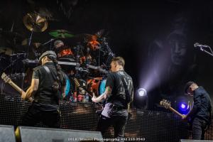 2019, Aug 8-Volbeat-Knotfest Roadshow-Pinnacle Bank Arena-Winsel Photography